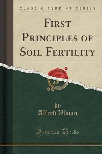 First Principles of Soil Fertility
