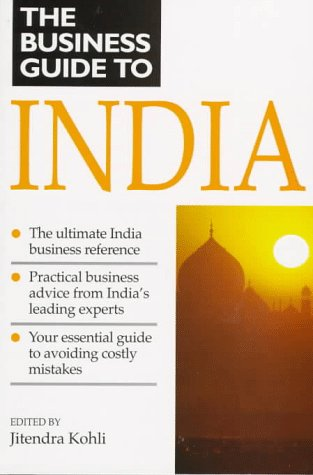 Business Guide to India (Business Guide to Asia)