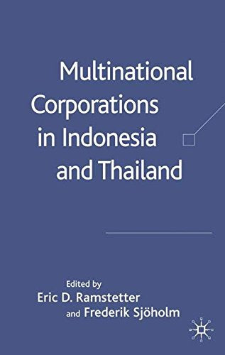 Multinational Corporations in Indonesia and Thailand: Wages, Productivity and Exports