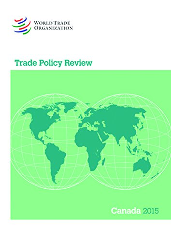 Trade Policy Review - Canada: 2015