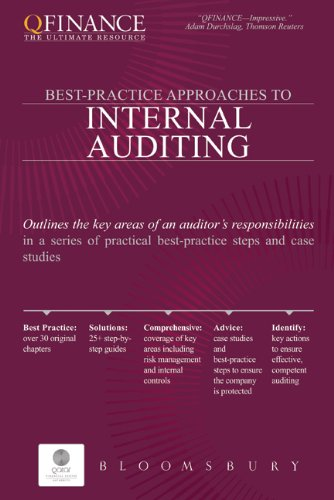 Best-Practice Approaches to Internal Auditing (QFINANCE: The Ultimate Resource (Hardcover))
