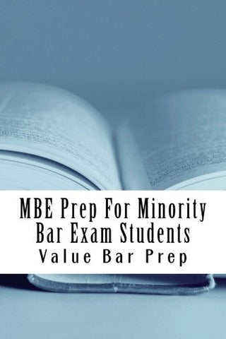 law ibookfarm com mbe prep for minority bar exam students by minority bar candidates who passed