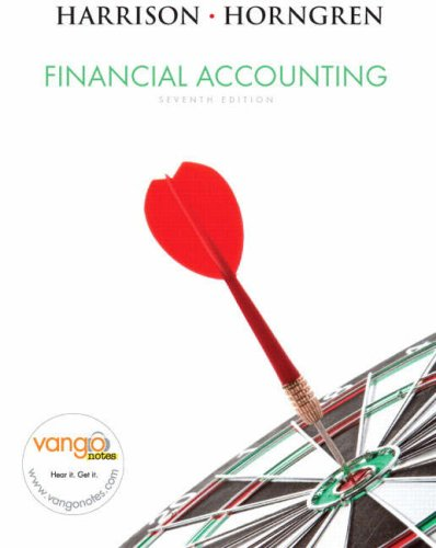 Financial Accounting (7th Edition)