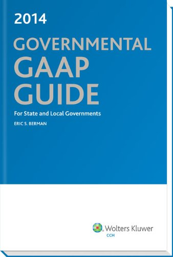 Governmental GAAP Guide, 2014