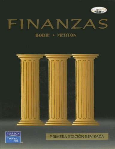 Finanzas with CDROM / Finance (Spanish Edition)