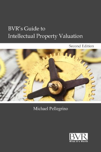 BVR's Guide to Intellectual Property Valuation, Second Edition