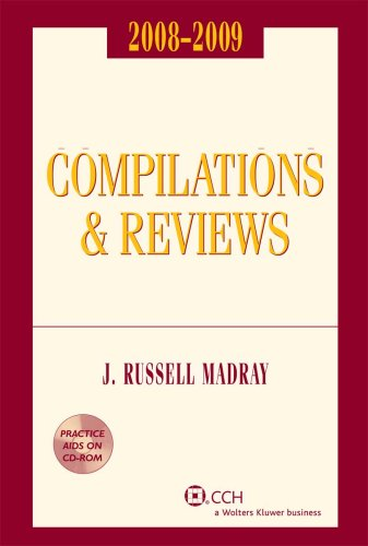 Compilations & Reviews (w/CD-ROM) 2008-2009