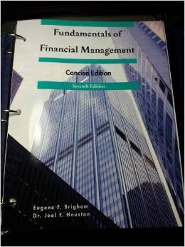 FUND.OF FINANCIAL MGMT.CONCISE