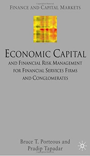 Economic Capital and Financial Risk Management for Financial Services Firms and Conglomerates (Finance and Capital Markets Series)