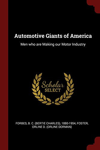 Automotive Giants Of America