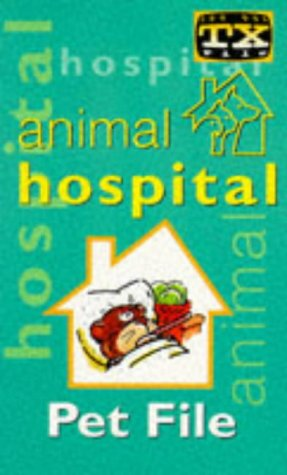 """Animal Hospital"" Pet File (Tx File Inserts)"