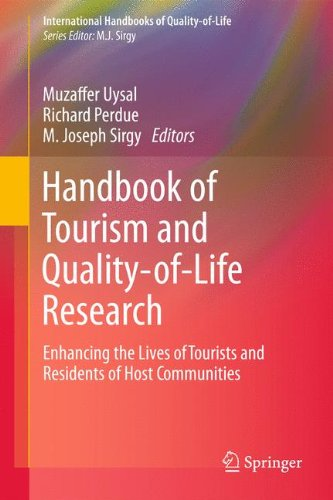 Handbook of Tourism and Quality-of-Life Research: Enhancing the Lives of Tourists and Residents of Host Communities (International Handbooks of Qu