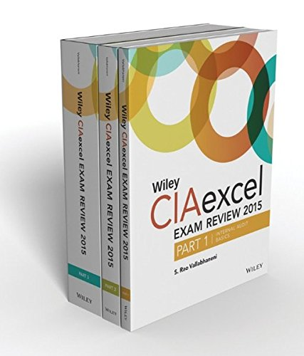 Wiley CIAexcel Exam Review Test Bank: Complete Set (Wiley CIA Exam Review Series)