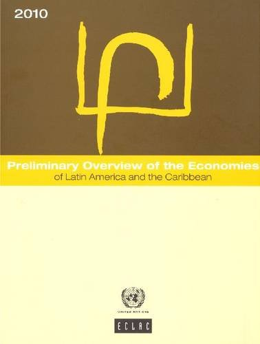 Preliminary Overview of the Economies of Latin America and the Caribbean 2010