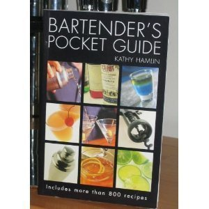 Bartender's Pocket Guide