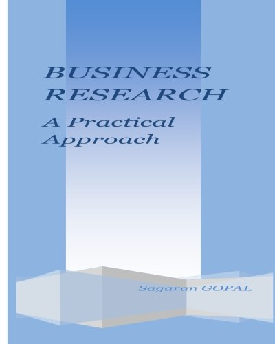 Business Research: A Practical Approach