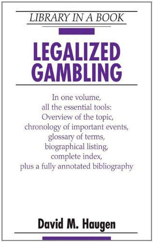 Legalized Gambling (Library in a Book)