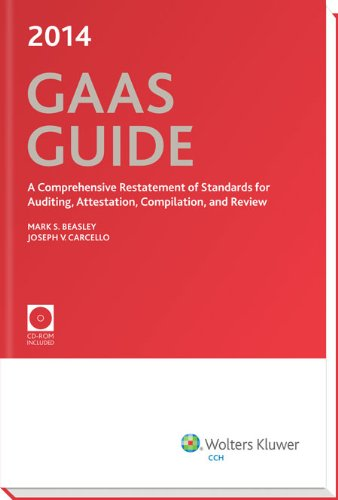 GAAS Guide, 2014 (with CD-ROM) (GAAS Guides)