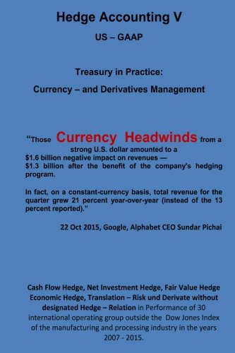 Currency Headwinds - Hedge Accounting V: Treasury in Practice: