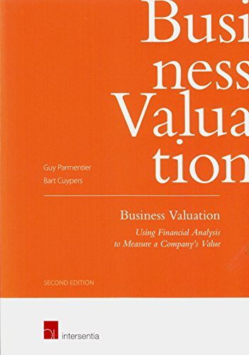 Business Valuation: Using Financial Analysis to Measure a Company's Value (Second Edition)