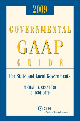 Governmental GAAP Guide (2009) (Governmental GAAP Guide (Miller))