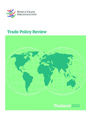 Trade Policy Review - Thailand: 2015