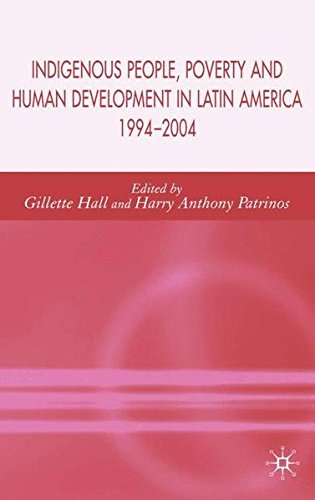 Indigenous Peoples, Poverty and Human Development in Latin America