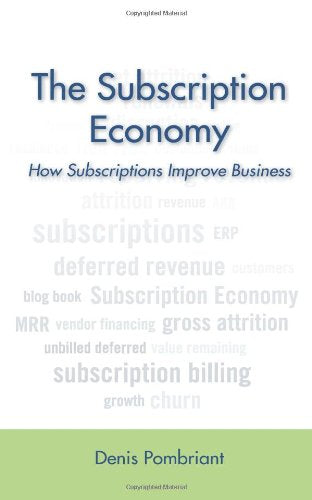 The Subscription Economy: How Subscriptions Improve Business