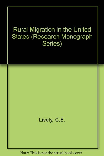 Rural Migration in the United States