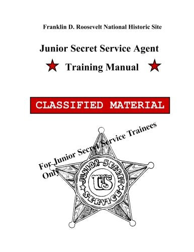 Junior Secret Service Agent Training Manual