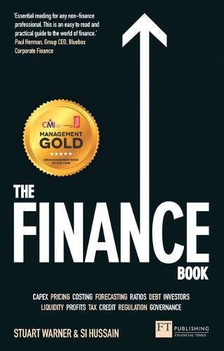 The Finance Book: Understand the numbers even if you're not a finance professional (Financial Times Series)