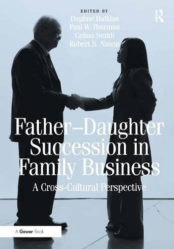 Father-Daughter Succession in Family Business: A Cross-Cultural Perspective