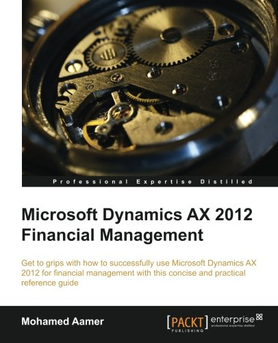 Microsoft Dynamics AX 2012 Financial Management