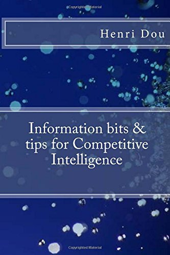 Information bits and tips for Competitive Intelligence: Deluxe Edition