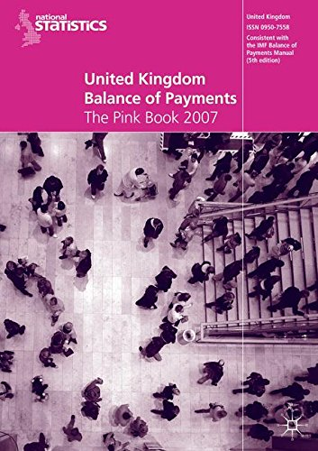 United Kingdom Balance of Payments 2007: The Pink Book