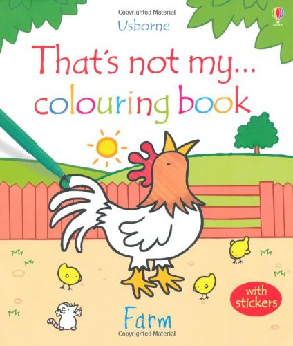 Farm (Usborne Touchy-Feely Board Books)