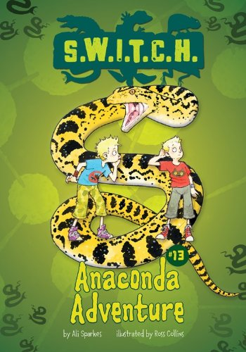 Anaconda Adventure (S.W.I.T.C.H.)