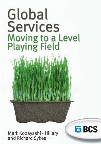Global Services: Moving to a Level Playing Field