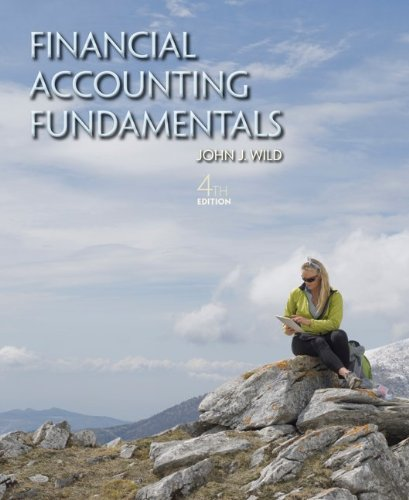 Financial Accounting Fundamentals with Connect Plus