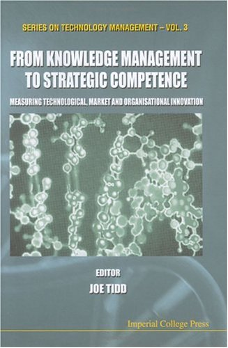 From Knowledge Management to Strategic Competence: Measuring Technological, Market and Organizational Innovation (Series on Technology Management)