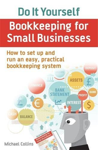 Do It Yourself BookKeeping for Small Businesses
