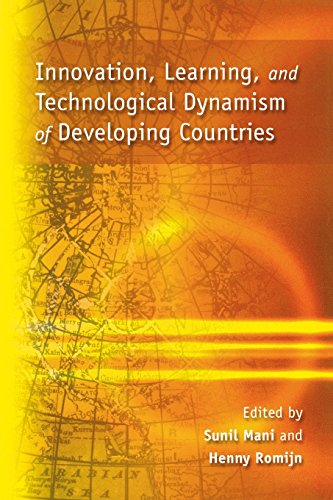 Innovation, Learning, and Technological Dynamism of Developing Countries