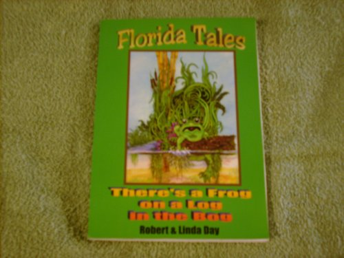 Florida Tales: There's a Frog on a Log in the Bog