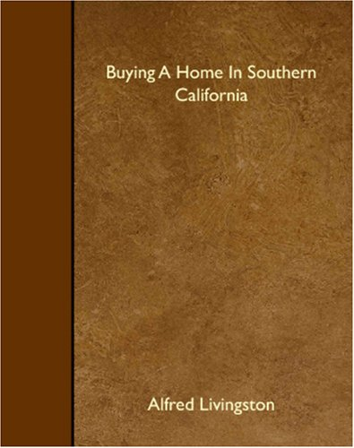 Buying a Home in Southern California