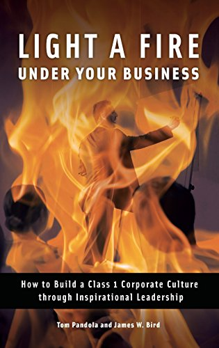 Light a Fire under Your Business: How to Build a Class 1 Corporate Culture through Inspirational Leadership