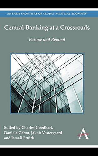 Central Banking at a Crossroads: Europe and Beyond (Anthem Frontiers of Global Political Economy)