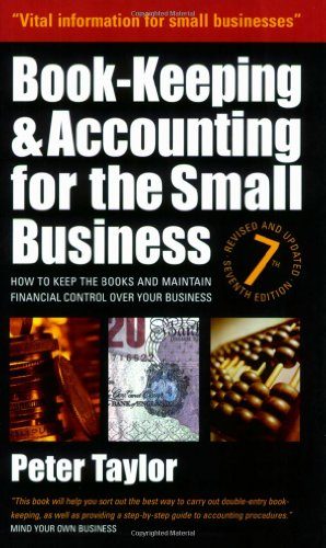 Book-Keeping & Accounting for Small Business, 7th edition