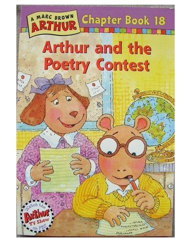 Arthur And The Poetry Contest (Turtleback School & Library Binding Edition) (Marc Brown Arthur Chapter Books (Pb))