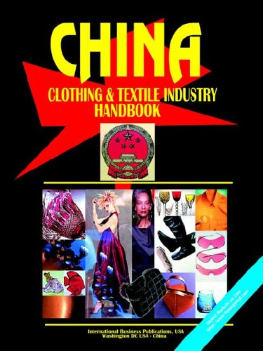 China Clothing and Textile Industry Handbook