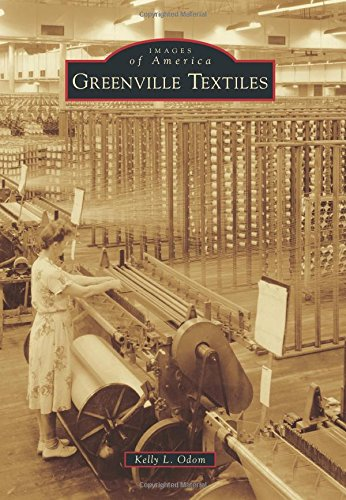 Greenville Textiles (Images of America)